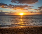 Gorgeous Kamaole Kihei sunsets