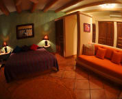 The casita with extra twin sized bed