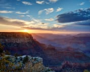 North Rim of the Grand Canyon NP - 75 min