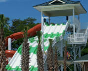 Water slide on site - no extra charge