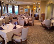The River Club - On Property Dining