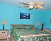 Comfortable King Sized Bedroom Cabana Club Unit 306