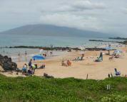 Kamaole III beach by Maui Kamaole Condo Complex