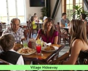 Casual Dining at The Hideaway