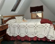 Loft Suite - Sleeping Alcove - Double Bed