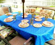 A Deck to Enjoy a Meal or Relax