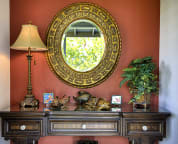 Upon entering Morning Glory you will find an inviting front foyer.