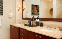 Second bedroom bathroom - sample villa