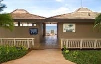 Entrance to Maui Eldorado Private Beach Cabana