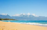 Baldwin Beach, 5min walking distance from your vacation home!
