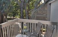 Balcony 1- off master bedroom