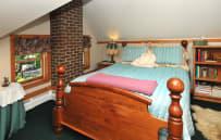 Loft Suite - Bedroom 1 - Queen Bed