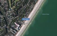 Proximity to beach - 2 minute walk.