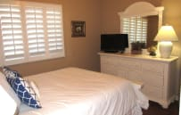 Guest Bedroom - and plenty of storage space!