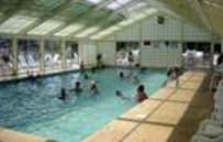 Heated Indoor Pool enjoyed by our off-season guests.  Water Aerobics some mornings.