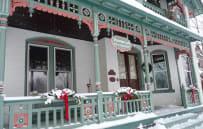 Christmas at the Victorian Loft B&B