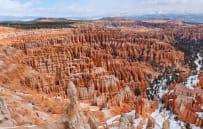 Bryce Canyon NP - 75 min