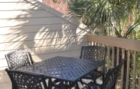 Balcony 2 - off guest bedroom