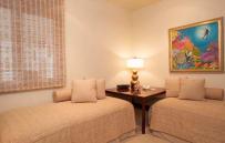 Third bedroom - sample villa