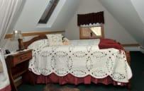 Loft Suite - Sleeping Alcove - Double Bed