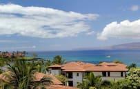 Oceanview from 3rd floor villa - sample villa