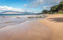 Steps to Kamaole Beaches