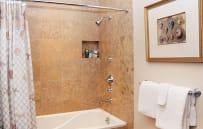 Guest bathroom - sample villa