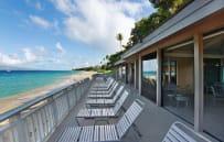 Maui Eldorado Cabana with Lounge chairs