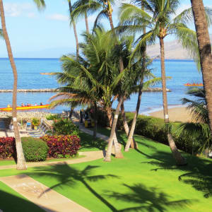 View from our third floor lanai