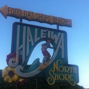 Haleiwa, North Shore, Oahu, Hawaii