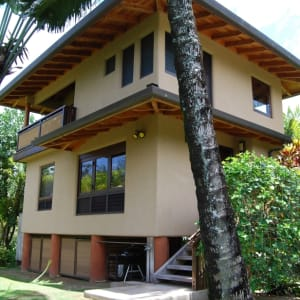 The architectural 2 bedroom /2 bath cottage