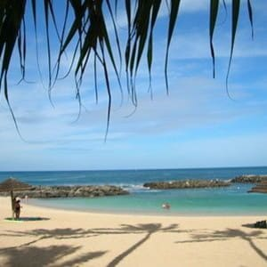 Beach Villa Lagoon