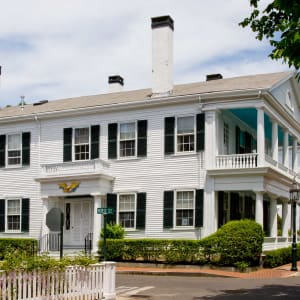 The Captain Morse House in Edgartown
