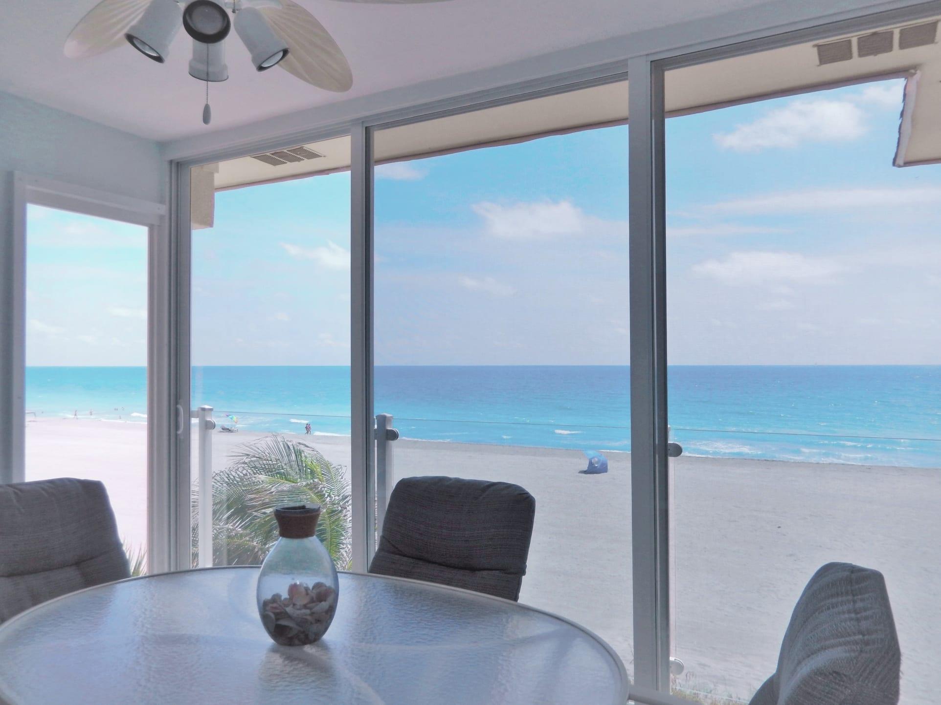 Direct Beachfront on Siesta Key, FL - Hawaii Chee