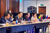 The ASEAN + 3 Finance Ministers urge...