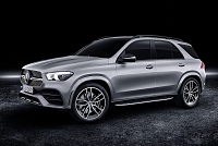 2020 Mercedes GLE580 4Matic adds mild...