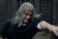 First trailer for The Witcher TV show...