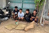 Police in Por Sen Chey cracked down...