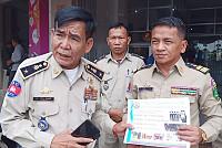 Battambang Provincial commissioner...