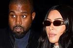 Kim Kardashian and Kanye West Mourn...