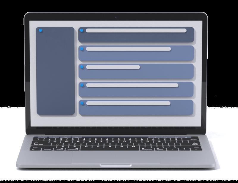 Easily create an event website