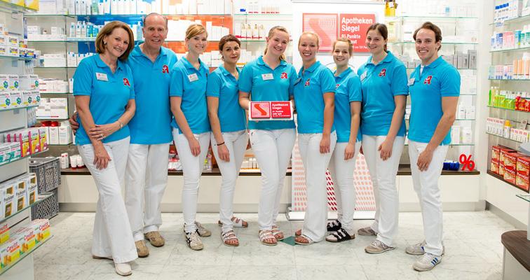 Wittelsbacher Apotheken Team