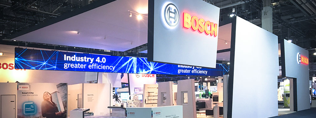 SIMPLY CONNECTED  | BOSCH<br />CONSUMER ELECTRONIC SHOW<br />LAS VEGAS