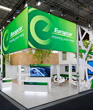 SLOW IN A RUSH  | EUROPCAR<br />ITB_BERLIN
