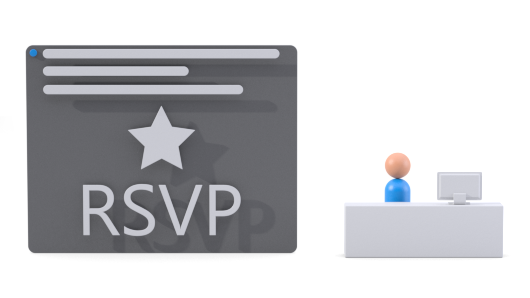 Event-Registrierung & Login