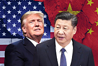 The trade war breaks over the...