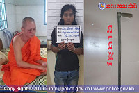 Hunters hit by Buddhist monk's...