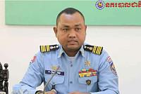 Lieutenant General Chev Hak and...