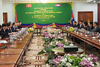 Cambodia - Vietnam Holds 6th...