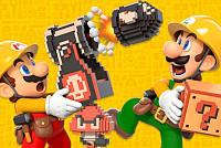 Unofficial Super Mario Maker 2 world...